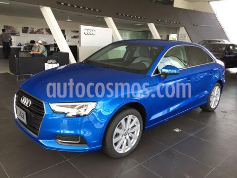 Audi A3 Sedan 40 TFSI Select  nuevo color Azul precio $604,900