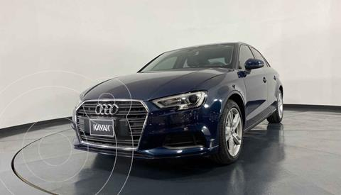 Audi A3 Sedan 2.0L Dynamic Aut usado (2017) color Azul precio $359,999