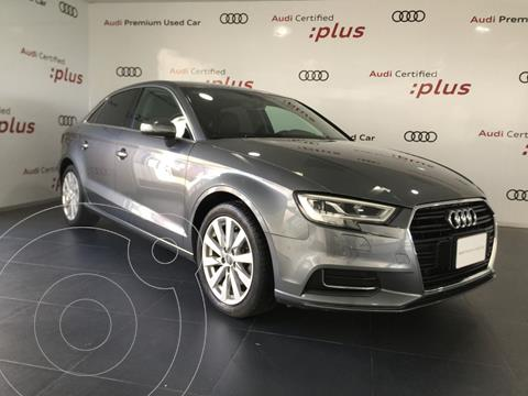 Audi A3 Sedan 1.4L Select Aut usado (2019) color Gris precio $425,000