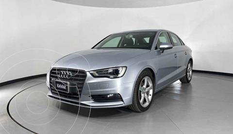 Audi A3 Sedan 1.4L Attraction Aut usado (2015) color Plata precio $284,999