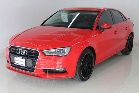 Audi A3 1.4L T FSI Ambiente S-Tronic usado (2016) color Rojo precio $279,000