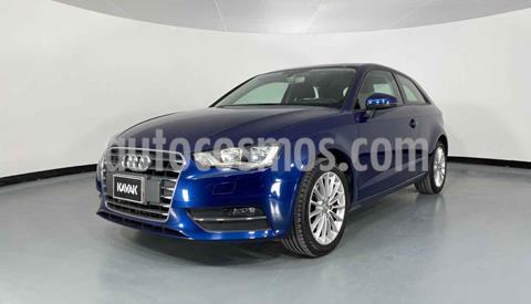 Audi A3 Cabriolet 1.8L Attraction Aut usado (2015) color Azul precio $264,999