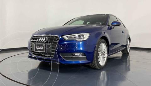 Audi A3 1.4L Ambiente usado (2014) color Azul precio $247,999