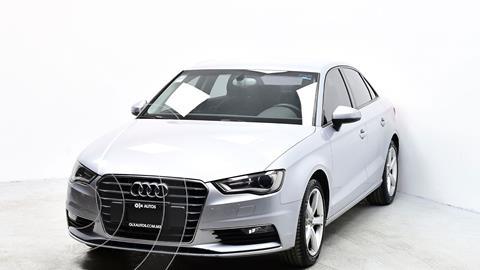 Audi A3 1.4L Ambiente usado (2015) color Plata Dorado precio $216,500