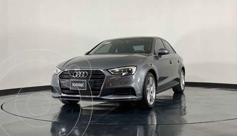 Audi A3 Sedan 1.4L Dynamic Aut usado (2018) color Gris precio $367,999