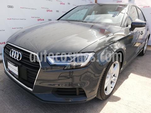Audi A3 2.0L Dynamic Aut usado (2020) color Gris precio $515,000
