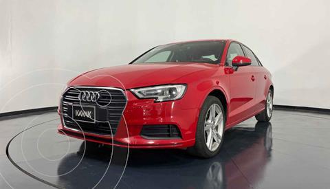 Audi A3 Sedan 1.4L Dynamic Aut usado (2018) color Rojo precio $357,999