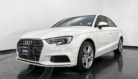Audi A3 Sedan 1.4L Dynamic Aut usado (2017) color Gris precio $334,999