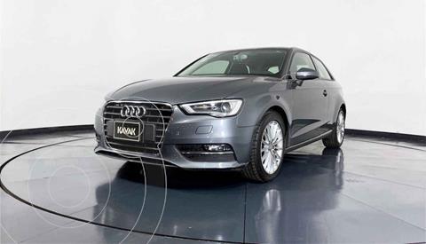 Audi A3 1.8L Ambiente Plus S-Tronic  usado (2014) color Gris precio $244,999