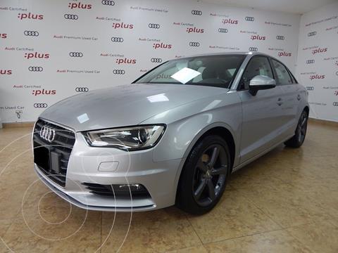Audi A3 1.4L Ambiente usado (2015) color Plata Dorado precio $265,000