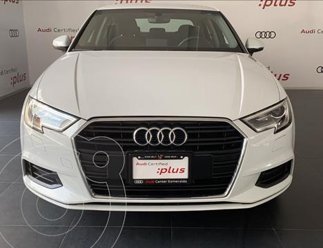 foto Audi A3 Sedán 1.4L Dynamic Aut usado (2019) color Blanco Glaciar precio $375,000