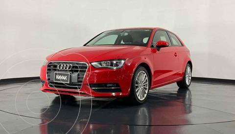 Audi A3 1.4L Ambiente Aut usado (2014) color Rojo precio $214,999