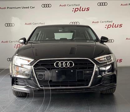 Audi A3 Sedan 1.4L Dynamic Aut usado (2019) color Negro precio $375,000
