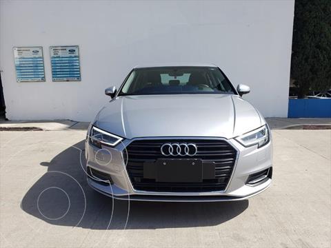 Audi A3 Sedan 1.4L Select Aut usado (2018) color Plata precio $350,000