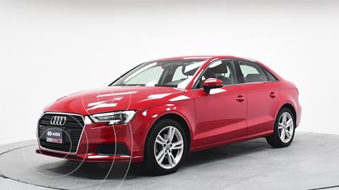 Audi A3 1.4L Dynamic usado (2019) color Rojo precio $445,000