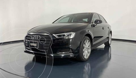 Audi A3 Sedan 2.0L Select Aut usado (2017) color Negro precio $349,999