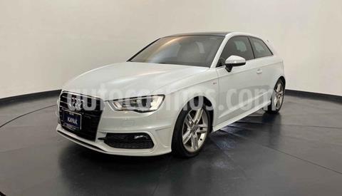 Audi A3 Cabriolet 1.8L Attraction Aut usado (2015) color Blanco precio $307,999