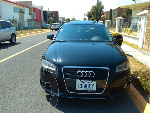 Audi A3 2.0L T FSI S-Line usado (2009) color Negro precio $150,000