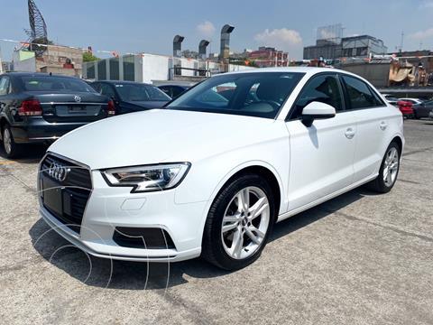 Audi A3 SEDAN 1.4TFSI COD 150HP DYNAMIC usado (2019) color Blanco Glaciar precio $390,000