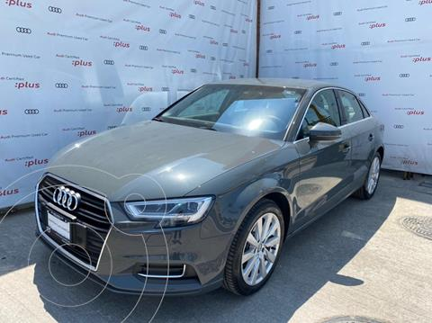 Audi A3 Sedan 1.4L Select Aut usado (2020) color Gris precio $490,000