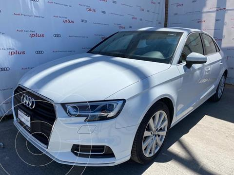 Audi A3 Sedan 1.4L Select Aut usado (2020) color Blanco precio $449,000