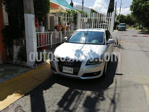 Audi A3 1.8L T FSI Attraction usado (2010) color Plata precio $138,000
