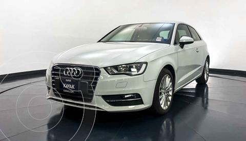 Audi A3 1.4L T FSI Ambiente usado (2015) color Blanco precio $242,999