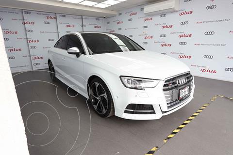 Audi A3 2.0L Sportback S-Line  usado (2019) color Blanco precio $689,900