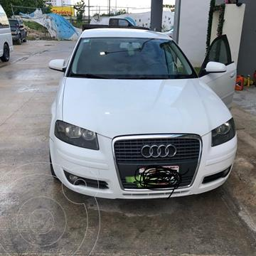 Audi A3 Sedan 2.0L Select Aut usado (2009) color Blanco Glaciar precio $110,000