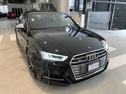 Audi A3 3P 2.0L Attraction  usado (2019) color Negro precio $699,000