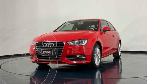 Audi A3 Sedan 1.8L Attraction Plus Aut usado (2014) color Rojo precio $222,999