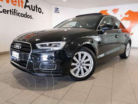 Audi A3 Sedan 2.0L Elite Aut usado (2017) color Blanco precio $419,900