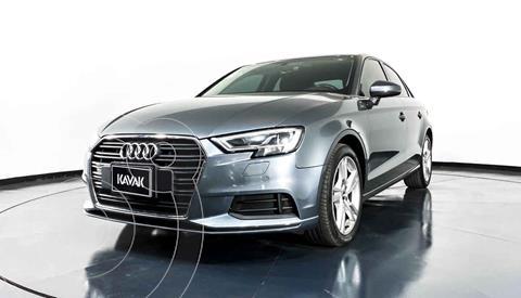Audi A3 Sedan 1.4L Dynamic Aut usado (2018) color Gris precio $359,999