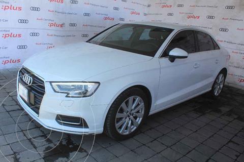 foto Audi A3 Sedán 1.4L Select Aut usado (2018) color Blanco precio $370,000