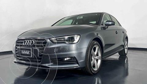 Audi A3 Sedan 1.4L Select Aut usado (2017) color Gris precio $339,999