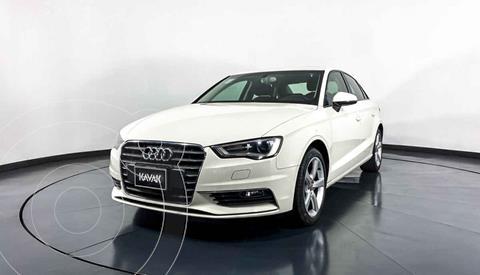 Audi A3 1.4L Ambiente usado (2014) color Blanco precio $242,999