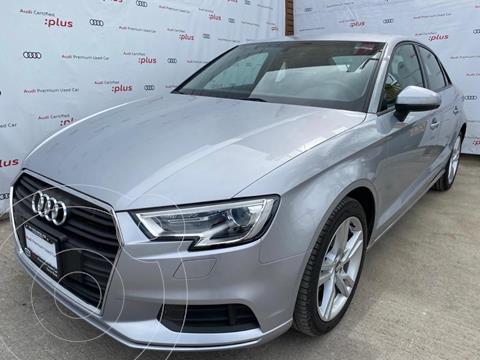 Audi A3 1.4L Dynamic usado (2019) color Plata Dorado precio $389,000