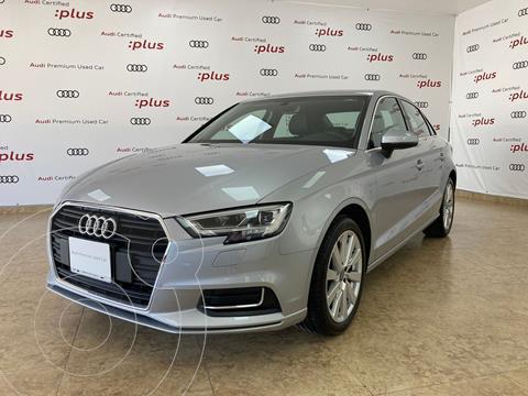 Audi A3 Sedan 1.4L Select Aut usado (2020) color Plata Dorado precio $469,000
