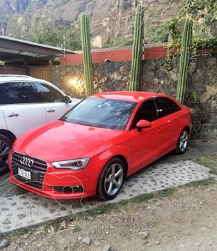 Audi A3 1.4L Ambiente Plus S-Tronic usado (2016) color Rojo precio $270,000