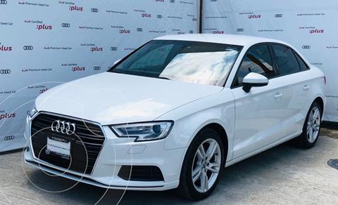 Audi A3 2.0L Dynamic Aut usado (2018) color Blanco precio $419,000