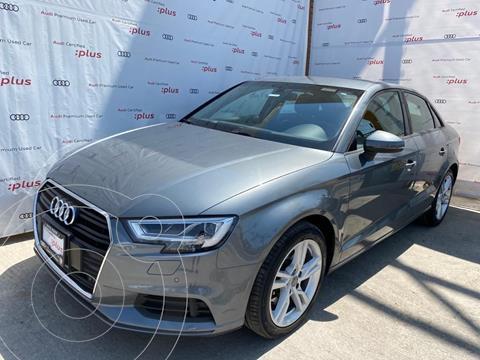 Audi A3 2.0L Dynamic Aut usado (2018) color Gris precio $389,000