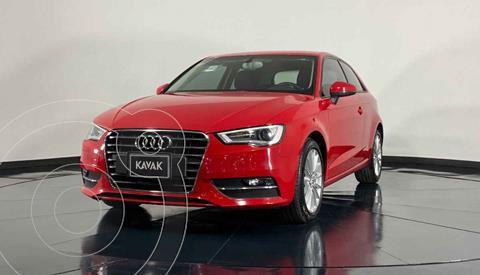 Audi A3 1.8L Ambiente Plus S-Tronic  usado (2014) color Rojo precio $254,999