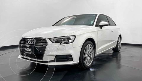 Audi A3 Sedan 2.0L Dynamic Aut usado (2017) color Blanco precio $314,999