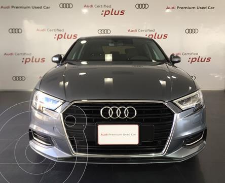 Audi A3 Sedan 35 TFSI Select  usado (2019) color Gris precio $425,000