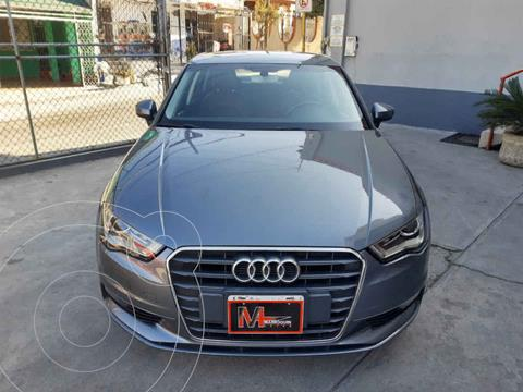 Audi A3 Sedan 1.4L Attraction Aut usado (2016) color Gris precio $279,000