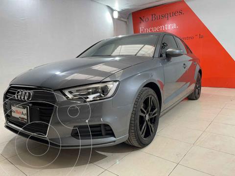 Audi A3 Sedan 1.4L Dynamic Aut usado (2019) color Gris precio $435,000