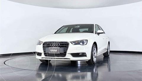 Audi A3 Sedan 1.4L Ambiente Aut usado (2015) color Blanco precio $269,999