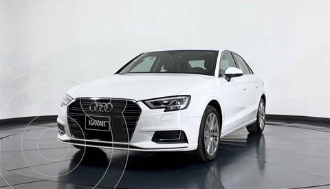 Audi A3 Sedan 2.0L Elite Aut usado (2017) color Blanco precio $407,999