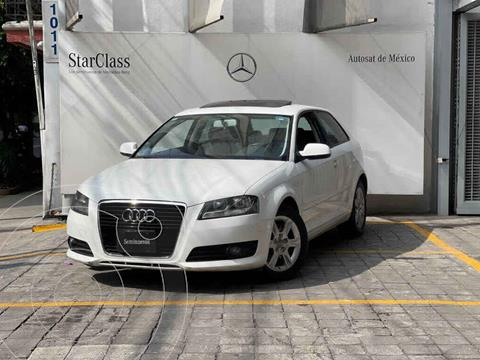 Audi A3 3P 2.0L Attraction Tiptronic usado (2011) color Blanco precio $160,000