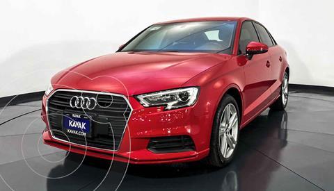 Audi A3 1.4L Dynamic Aut usado (2018) color Rojo precio $379,999